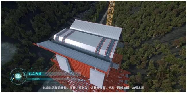 挂篮施工_数艺网 | 国内最权威的连续刚构桥上部结构施工3D动画!值得收藏!