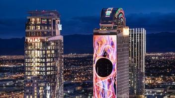 元亨助力Palms,实现艺术与建筑跨界融合