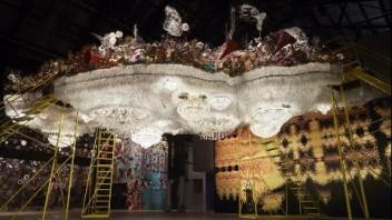 艺术家Nick Cave装置艺术展
