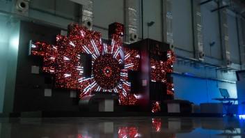 互动展台,也可以超有科技感吗?