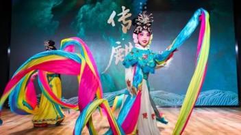 上海京剧传习馆正式开馆,全息声多功能传习空间诠释国粹之美