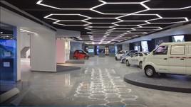 多媒体数字化的创意展示与硬件集成——江西星盈科技体验馆