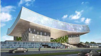 全国建筑面积最大的科技馆 洛阳市科技馆新馆——金螳螂文化整体设计