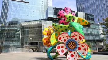 """致力""""出圈"""",广州国际公共艺术博览会描绘公共艺术新图景"""
