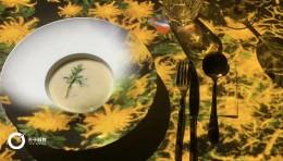 案例-水演记光影餐厅-用食物链接艺术生活