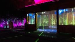 """案例-来西安大唐芙蓉园,看光子科技为你打造的梦幻""""竹里馆"""""""