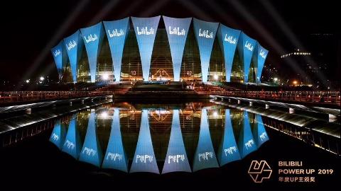 BILIBILI POWER UP 2019年度UP主颁奖盛典