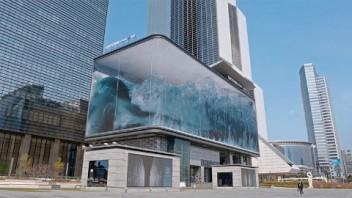 【走进数字文化】韩国造星工厂SM居然把海浪搬到了公司?!