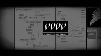 GA教育   VVVV入门教程第七讲:拖尾及碰撞