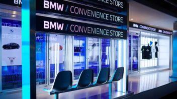 BMW开了一家便利店,缔造全场景化品牌营销体验