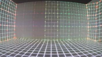 四折幕视频与融合软件