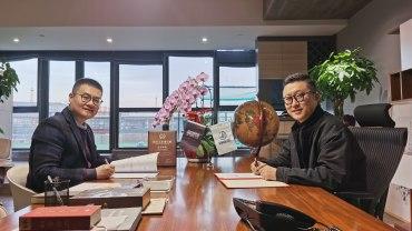 签约   北京时间造影文化传媒有限公司加入数艺之友俱乐部