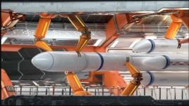 九菁出品   火箭从广州网红大屏中发射啦,裸眼3D内容解锁数字营销潮流玩法