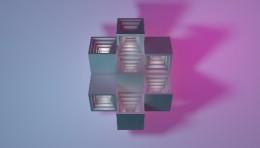 YIHAO BOX 视觉艺术装置