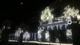 案例-湖北洪湖龙街3Dmapping 打造鄂西不夜城