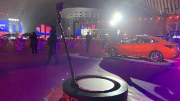 【360旋转升格拍摄】奇瑞汽车艾瑞泽5 PLUS上市发布会
