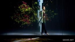 新媒体数字艺术装置:「浮游生物 Plankton」