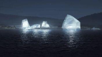 深圳海洋博物馆设计竞赛获奖方案,第一眼就爱上了,看完视频后被唤醒!