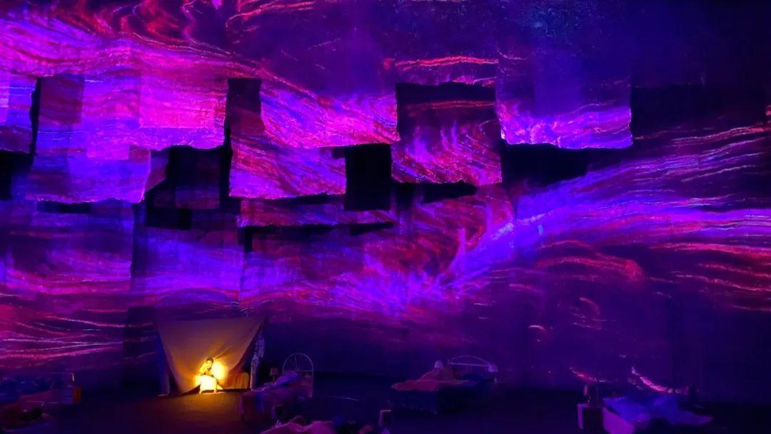 《只有爱》云首演 明道担纲视觉创作、室外灯光及场内氛围灯光工程