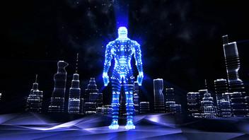 相比VR和AR技术, n'Space全沉浸式裸眼3D互动系统还是更高一筹!