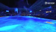 第17届地中海运动会开幕式3D mapping秀!