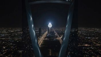 NoorRiyadh,一场规模空前盛大的灯光艺术节!