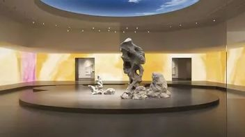 展馆空间设计作品展示58 苏色生活可视化空间设计与实施