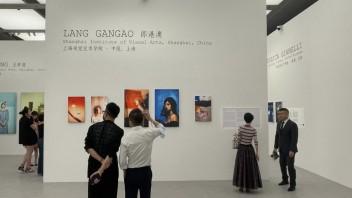 SIVA艺创|《迪奥与艺术》展览开幕,我校摄影专业学生作品参展