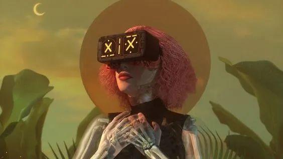 你用VR玩游戏,我用VR治社恐