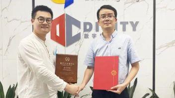 签约|深圳市金照明科技股份有限公司加入数艺之友俱乐部