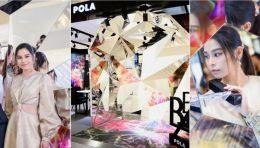 香港海港城海运大厦「POLAB.A万花筒花艺世界」光影艺术展