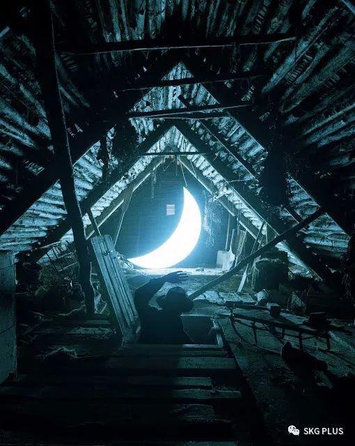 当月亮遇到艺术家,会有什么有意思的事发生呢?