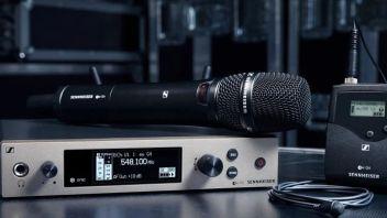 森海塞尔专业音频、商务通讯业务启动全新渠道布局战略,持续深耕中国市场