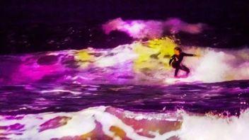 你见过彩色的海吗