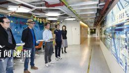 速报 天津美术学院党委书记一行走访丝路视觉总部,共建就业实习基地