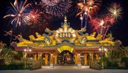 淮安西游乐园正式开园,赢康带您探索经典神魔小说世界
