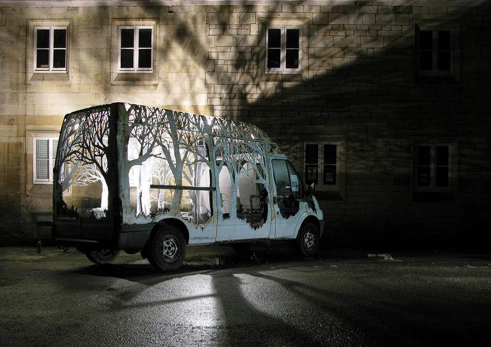 GA分享 树从未来穿梭,想象无穷的可能