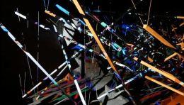 数字元素与艺术节相遇好玩又刺激