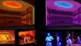 美轮美奂|上海中国大戏院灯光设计