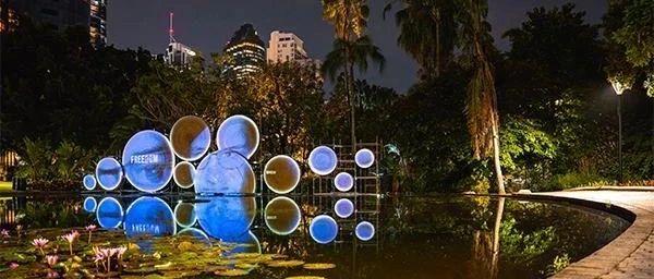 【544】演出活动|植物园化身户外美术馆,让艺术回归自然