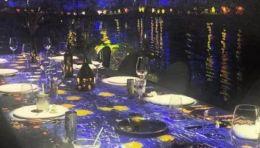 PINGIC「文旅夜游」时尚、震撼的3D效果与炫彩激光融合其中光影秀