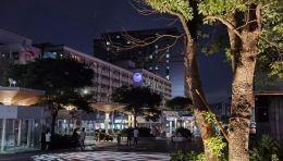 多元素组合,逐光之旅|深圳浪静路时尚街区改造工程灯光专项设计